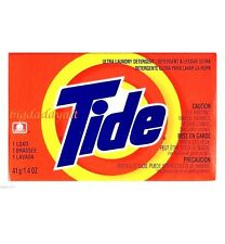 New Tide Ultra Laundry Detergent 1 Load 1.4 Oz Single Use Travel Size Set of 5