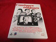 """COFFRET 2 DVD """"COMIQUES DE TOUJOURS, VOLUMES 1 & 2"""" Jean YANNE, Jacques DUFILHO"""