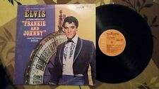 ELVIS PRESLEY FRANKIE AND JOHNNY RCA VICTOR-461024 FRANCE