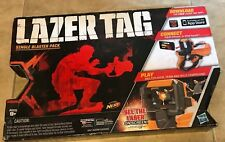Lazer Tag Live Action Laser Combat Orange Single Blaster Pack NEW Hasbro