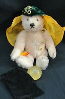 STEIFF FORTUNE TELLER TEDDY BEAR JOINTED 1999 C.U. CONVENTION EVENT 665202 VTG