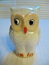 Made In Japan Owl Bird Cage Feeder
