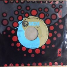 """DONNY OSMOND WHERE DID ALL THE GOOD TIMES GO/MONALISA MEXICAN 7"""" SINGLE WLP"""
