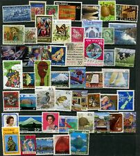 New Zealand: Packet of 50 G-FU stamps (Ref 1795)