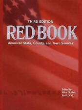 NEW Red Book: American State, County & Town Sources, Third Edition