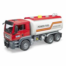 Bruder MAN TGS Tank Truck with Water Pump NEW
