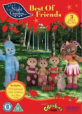 IN THE NIGHT GARDEN - BEST OF FRIENDS - DVD - REGION 2 UK