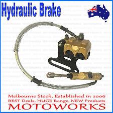 12mm Hydraulic Rear Disc Brake Caliper System Pad 50cc 125cc PIT PRO Dirt Bike