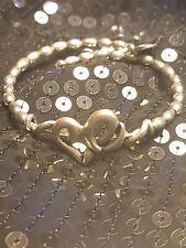Alex and Ani Heart Coil Bracelet