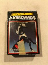 VINTAGE MEGO MICRONAUTS ANDROMEDA COMPLETE IN ORIGINAL BOX INSTRUCTIONS