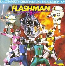 "Sp 45 rpm (7"") b-o-f flashman ""flashman"""