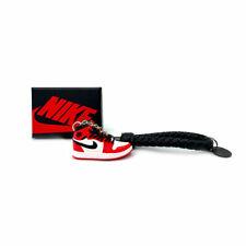 3D Sneaker Keychain- Air Jordan 1 High Chicago, GIFT SET