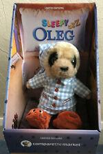 Sleepy Oleg Meerkat toy Limited Edition ** New **