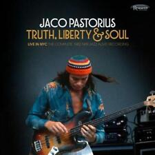 Jaco Pastorius - Truth, Liberty & Soul - Live In NYC: The Complete 198 (NEW 2CD)