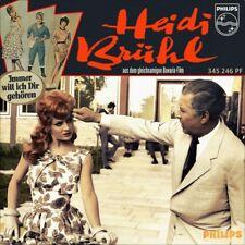 """7"""" HEIDI BRÜHL Ich bin so oder so OST Immer will ich dir gehören PHILIPS D 1960"""