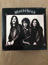 Motorhead - All the Aces, Box Set, 1992. Roadrunner, w/ Booklet. Rare.