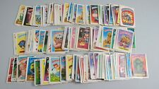 Huge lot of 1985+1986 Garbage Pail Kids Hundreds of Stickers Great Collection!