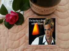 William Levy Drinks Coaster