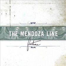 Fortune by The Mendoza Line (CD, Aug-2004, Bar/None Records) * i combine ship *