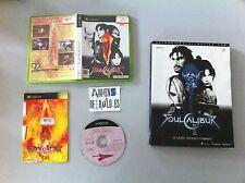 Soul Calibur II 2 + Guide Stratégique Officiel XBOX Microsoft PAL