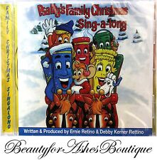 Psalty's Family Christmas Sing-a-long Kids Childrens Joy to the World Songs CD