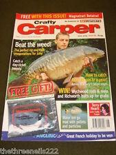 CRAFTY CARPER - BEAT THE WEED - JUNE 2004 # 82