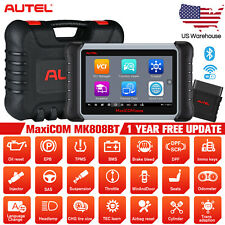 Autel MK808BT WI-FI Auto Diagnostic Tool OBD2 Scanners Tablet Code Readers MX808