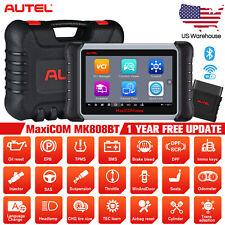 Autel MaxiCom MK808BT Bluetooth OBD2 Automotive Scanner Diagnostic Tool Analyzer