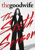 The Good Wife: The Sixth Season [New DVD] Boxed Set, Dolby, Subtitled, Widescr