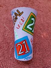 '21' -- SHOT GLASS - SHOOTER