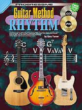 Guitar Method Rhythm: Book and CD Set (Progressive Guitar Method) (Progressive G