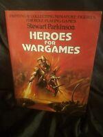 Heroes for Wargames, Games Workshop, Vintage Citadel Miniatures