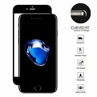 For Apple iPhone 7 Plus Black boundary Tempered Glass (Black Edged Tempered)