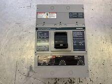New ListingSiemens Circuit Breaker 400 Amp 600V 3 Pole Hjxd63B400