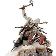 Assassin's Creed III CONNOR - THE LAST BREATH Figure 28Cm Ubicollectibles
