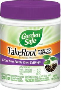 Garden Safe Take Root Rooting Hormone, 2-Ounce