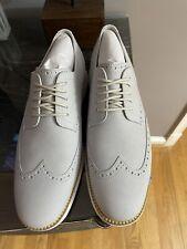 cole haan mens shoes 10 GRAND SHWN MIST/CLOUD