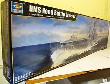 Trumpeter 1:200 03710 HMS Hood Battle Cruiser 1941 Model Ship Kit