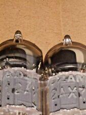 ADZAM (Mazda) - ecc83/12ax7 - Big Ring Getter-pair sell