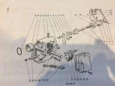 David Brown implematic ram shaft o ring 850  880 900 950 990  623538