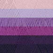 Katia ::Ombre #01:: extrafine merino 6 skeins Shawl Kit Violets