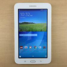 ✅Samsung Galaxy Tab E Lite SM-T113 8GB, Wi-Fi, 7in Tablet - Black And White