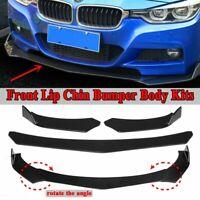 2010-2013 BMW X5 E70 LCI Pare-chocs avant Lip Diffuseur Spoiler Ajouter sur EBRA Look