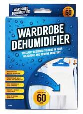 Wardrobe Dehumidifier Hanging Sachet Damp Mildew Condensation Dehumidifying