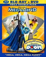 Megamind (Blu-ray + DVD Combo Set)