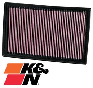 K&N REPLACEMENT AIR FILTER FOR AUDI TT 8J CEPA CEPB TURBO 2.5L I5