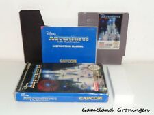 Nintendo NES Game: Adventures in the Magic Kingdom [PAL B] (Complete) [FRA]