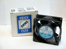 Orion 92mm x 38mm Fan 110V 115V 120V AC OA938AP-11-1WB 2 Wire Made in Taiwan