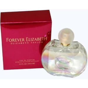Forever Elizabeth by Elizabeth Taylor 3.4 oz Spray edp 3.3 Perfume NEW in Box