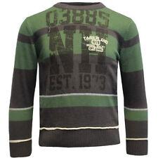 Jungen-Pullover aus 100% Baumwolle